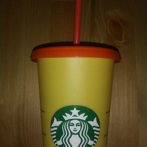 Sunshine Starbucks Colorchanging Cup